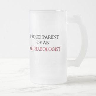 Proud Parent OF AN ARCHAEOLOGIST Mugs