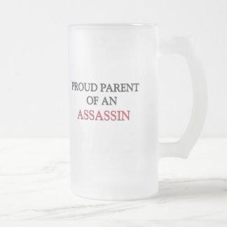 Proud Parent OF AN ASSASSIN Coffee Mug