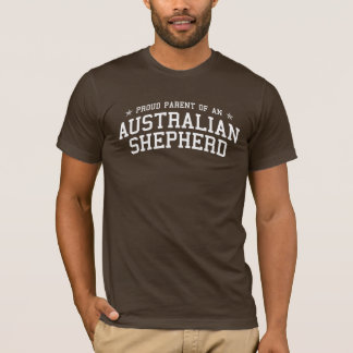 Proud Parent of an Australian Shepherd Dark Tee