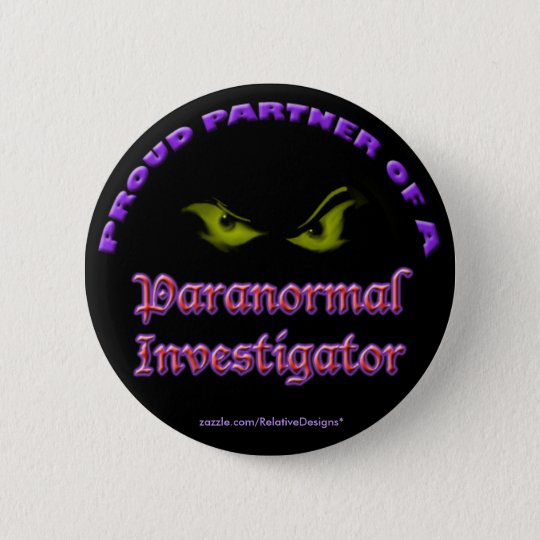 Proud Partner of a Paranormal Investigator button