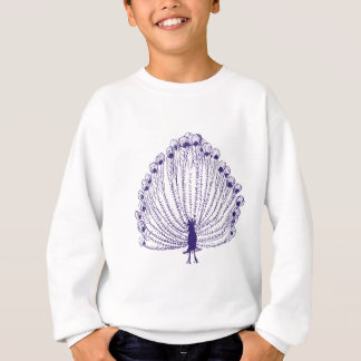 Proud Peacock Sweatshirt