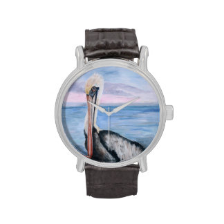 Proud Pelican Wrist Watches