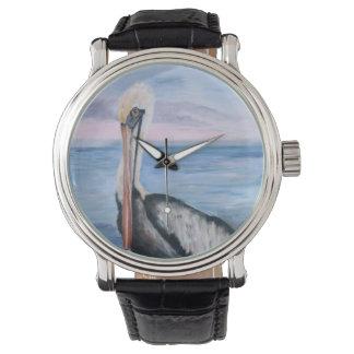 Proud Pelican Wrist Watch