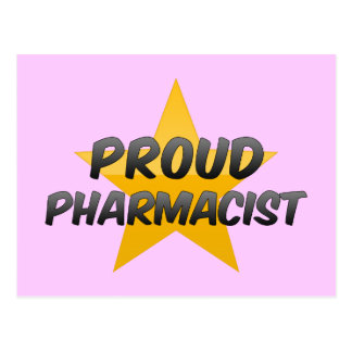 Proud Pharmacist Postcards