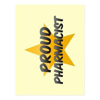 Proud Pharmacist Post Card