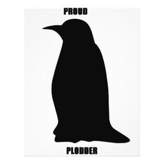 Proud Plodder Custom Flyer