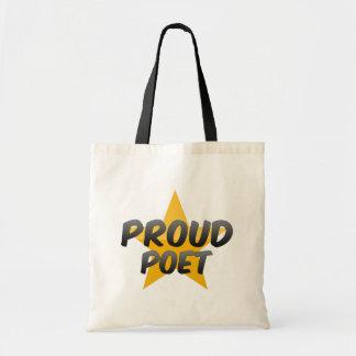 Proud Poet Tote Bag