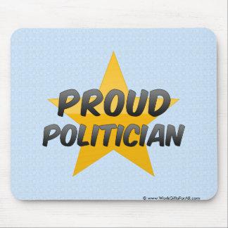 Proud Politician Mouse Pad