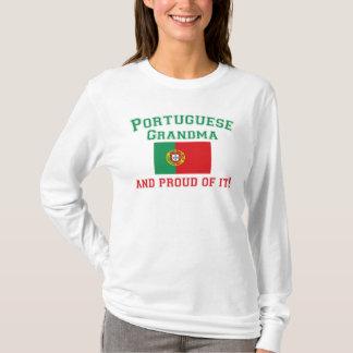 Proud Portuguese Grandma T-Shirt