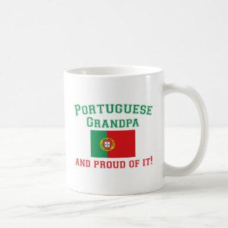Proud Portuguese Grandpa Coffee Mug