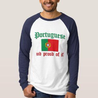 Proud Portuguese T-Shirt