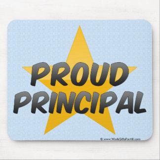 Proud Principal Mouse Pad
