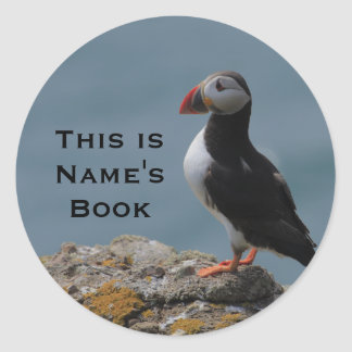 Proud Puffin Sticker