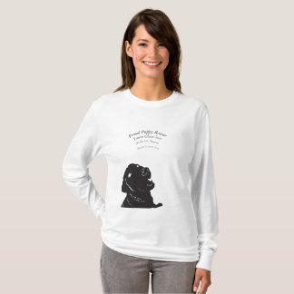 Proud Puppy Raiser Puppy Names T-Shirt