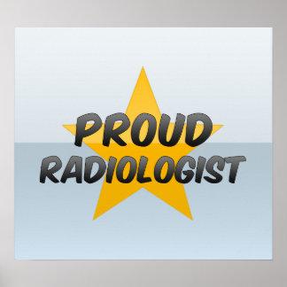 Proud Radiologist Print