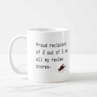Proud Recipient Basic White Mug