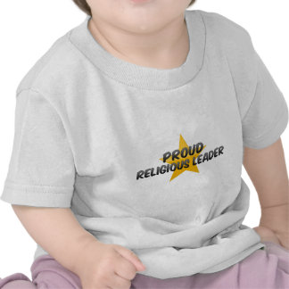 Proud Religious Leader T Shirt