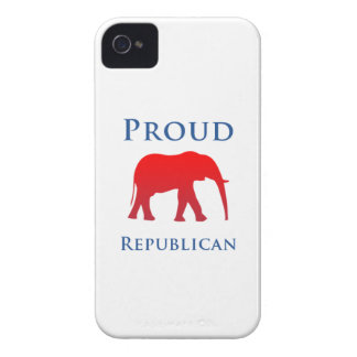 Proud Republican iPhone 4S Case
