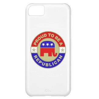 Proud Republican iPhone 5C Case