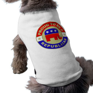 Proud Republican Pet Clothing