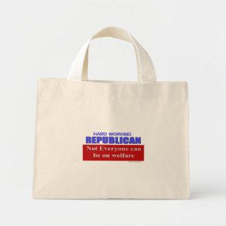 PROUD REPUBLICAN TOTE BAG