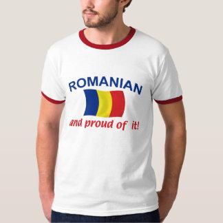 Proud Romanian T-Shirt