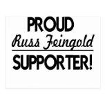 Proud Russ Feingold Supporter!