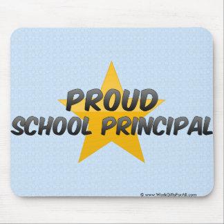 Proud School Principal Mouse Mat