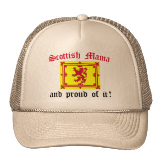 Proud Scottish Mama Cap