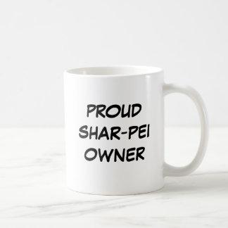 """Proud Shar-Pei Owner"" Mug"