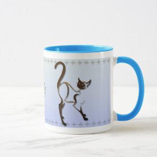 Proud Siamese Cat Mug