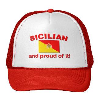 Proud Sicilian Trucker Hat
