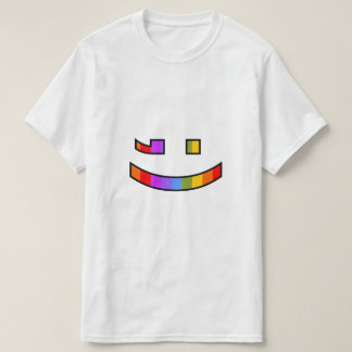 Proud Smile and Wink T-Shirt