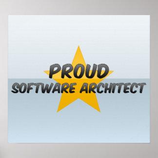 Proud Software Architect Print
