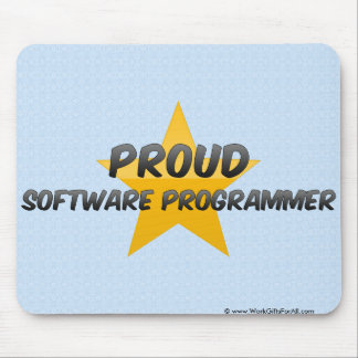 Proud Software Programmer Mouse Pad