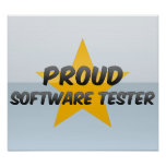 Proud Software Tester Poster
