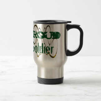 Proud Soldier Travel Mug
