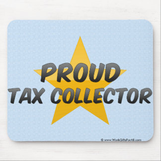 Proud Tax Collector Mousepads