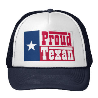 Proud Texan Cap