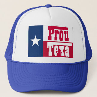 Proud Texan Trucker Hat