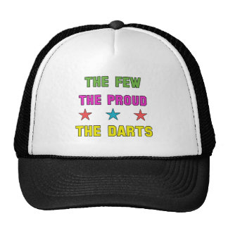 Proud the Darts. Cap