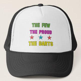 Proud the Darts. Trucker Hat