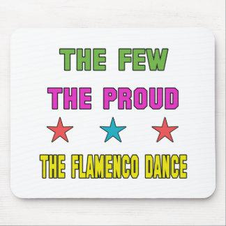 Proud the Flamenco dance. Mouse Pad