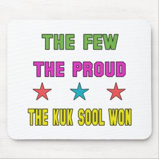 Proud the Kuk Sool Won. Mouse Pad