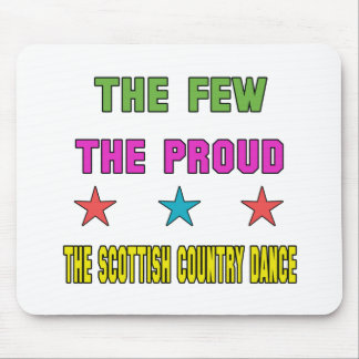 Proud the Scottish Country dance. Mouse Pad