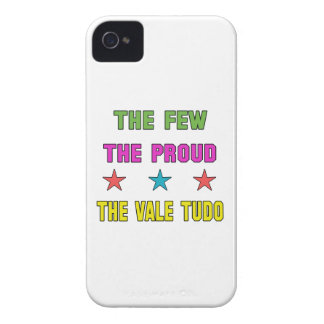 Proud the Vale Tudo. iPhone 4 Covers
