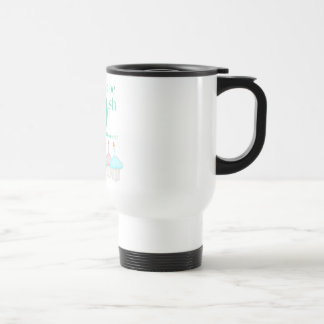 Proud to be 60ish stainless steel travel mug
