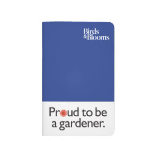 Proud to be a Gardener Journal