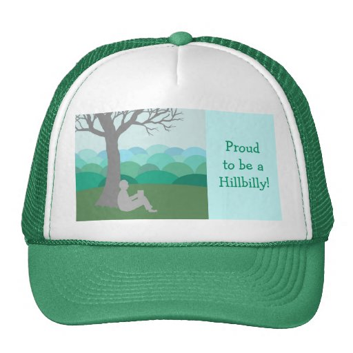 Proud to be a Hillbilly Mesh Hat