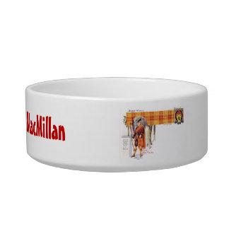 Proud to be a  MacMillan Pet Food Bowl